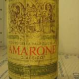 Vin recinotto valpolicella AMARONE classico, doc, recoltare 1970 cl 72 gr 14 - Vinde Colectie, Aroma: Sec, Sortiment: Rosu, Zona: Europa