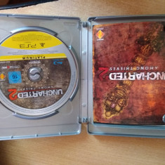 Joc Uncharted 2 - Among Thieves Platinum PS3 - Jocuri PS3