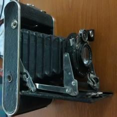 Aparat foto ,film lat 120mm ZECA ZECANAR Anastigmat Pronto 10,5