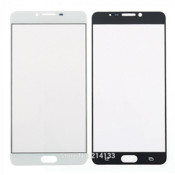 Geam Samsung Galaxy J3 J320 2016 negru alb / ecran sticla noua