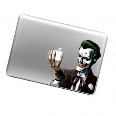 Sticker pentru Apple Macbook cu Jocker Color - Sticker Telefon