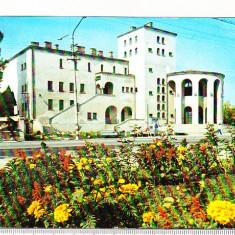 Bnk cp Campia Turzii - Clubul - circulata - Carte Postala Transilvania dupa 1918, Printata, Turda