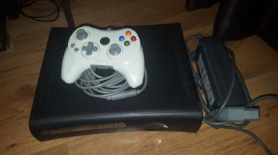 XBOX360 consola XBOX 360 cu mufa HDMI joc bonus  razboi impuscaturi SNIPER Ghost foto