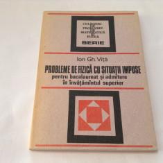 ION GH. VITA - PROBLEME DE FIZICA CU SITUATII IMPUSE,RF3