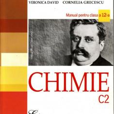 CHIMIE. MANUAL PENTRU CLASA A XII A C2 de SANDA FATU - Manual scolar all, Clasa 10, All