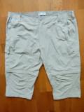 Pantaloni ¾ / scurti detasabili Collection at C&A; marime 60, vezi dim.; ca noi