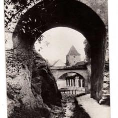 ORASUL STALIN RPR COMBINATUL POLIGRAFIC CASA SCANTEII - Carte Postala Transilvania dupa 1918, Circulata, Fotografie