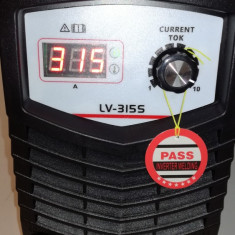 Invertor de sudura REDBO LV-315 S. EXPERT - Invertor sudura