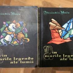 Din marile legende ale lumii vol.1-2