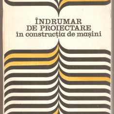 Indrumar de proiectare in constructia de masini  vol.2