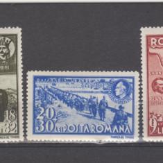Romania  1942    Un an Basarabia   MNH, Istorie, Nestampilat