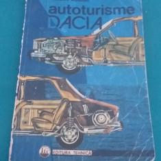 AUTOTURISME DACIA / CORNELIU MONDIRU/ 1990