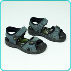 DE FIRMA → Sandale PIELE, comode, aerisite, de calitate, ECCO → baieti | nr. 29 - Sandale copii Ecco, Culoare: Din imagine, Piele naturala