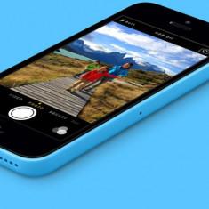 iPhone 5C Apple 8GB, Albastru, Neblocat