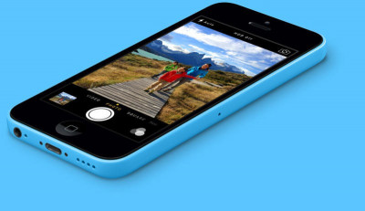 iPhone 5C 8GB foto
