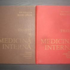 RADU PAUN - TRATAT DE MEDICINA INTERNA * BOLILE APARATULUI DIGESTIV  2 volume