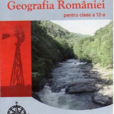 MEMORATOR DE GEOGRAFIA ROMANIEI PT CLASA A XII A de SIMONA POPESCU - Manual scolar all, Clasa 10, All, Geografie