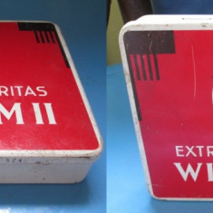 Cutie vintage Cigaretten 20 Extra Senoritas Willem2 Nr1.