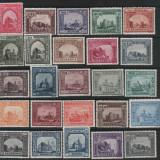 1941 Romania, LP 144 -Monumente Istorice-MNH - Timbre Romania, Nestampilat
