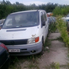 Mercedes Vito, an fabricatie 1998, Motorina/Diesel, 1 km, 2300 cmc