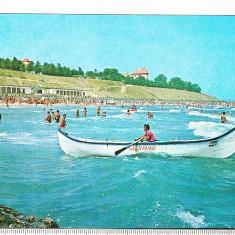 Bnk cp Eforie Sud - Vedere - circulata - Carte Postala Dobrogea dupa 1918, Printata