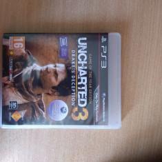 Joc Uncharted 3: Drake's Deception PS3 - Jocuri PS3
