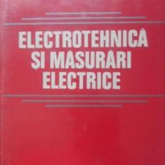 Electrotehnica Si Masurari Electrice - N. Bogoevici, 399754 - Carti Electrotehnica