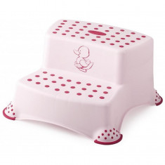Inaltator universal 2 trepte Little Duck Pink Lulabi 4668305 - Adaptor pipa ghidon