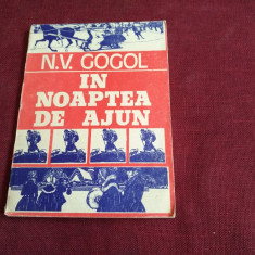 N V GOGOL - IN NOAPTEA DE AJUN - Roman