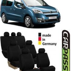 Huse Scaune Dedicate 7 Locuri Citroen Berlingo 2009-2017 Premium - Tuning camioane