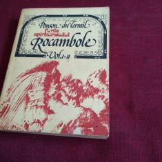 PONSON DU TERRAIL - FUNIA SPANZURATULUI ROCAMBOLE - Carte de aventura