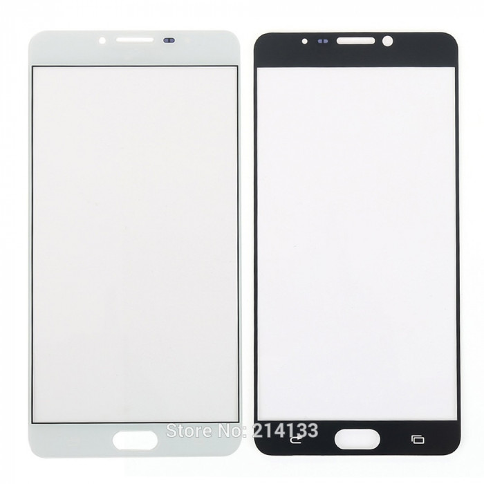 Geam Samsung Galaxy J3 Pro J3110 negru alb / ecran sticla noua