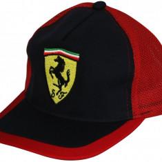 Sapca Ferrari Copii - Sapca, Sepci Copii, Snapback. - Sapca Copii
