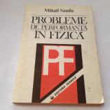 MIHAIL SANDU PROBLEME DE PERFORMANTA IN FIZICA,RF3