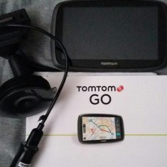Gps 3d Tomtom, 7 inch, Toata Europa, Lifetime