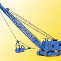 Excavator draglina MENCK M154 LC HO (1:87) KIBRI 11283 - Macheta auto