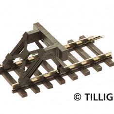Capat de linie, set asamblare, H0 Tillig 82440 - Macheta Feroviara Tillig, H0 - 1:87, Accesorii si decor