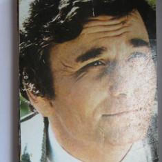 Carte postala actori - Peter Falk