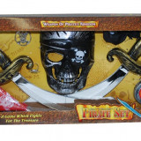 Set pirati 8 piese - Decoratiuni petreceri copii