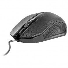 Mouse Tracer Optical Click Black, USB