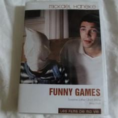 Funny Games - Film drama Altele, DVD, Franceza