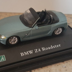 Macheta BMW Z4 Roadster Scara 1:72 Cararama - Macheta auto
