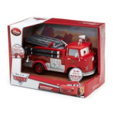 Camion Red Pullback Car