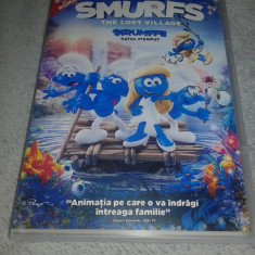 Strumpfii (Strumfii): Satul pierdut / Smurfs: The Lost Village - DVD - Film animatie sony pictures, Romana