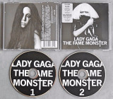 Lady Gaga - The Fame Monster 2CD, CD, universal records