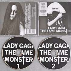 Lady Gaga - The Fame Monster 2CD - Muzica Pop universal records