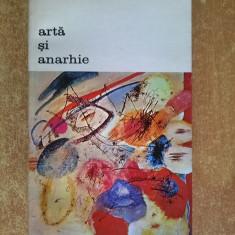 Edgar Wind - Arta si anarhie
