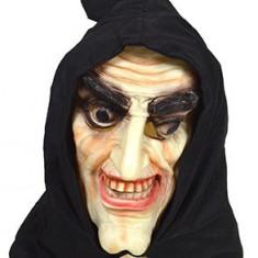 MASCA HALLOWEEN DELUXE - VRAJITOARE CU GLUGA - Costum Halloween