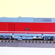 Locomotiva diesel BR285 Traxx TT Tillig - Macheta Feroviara Tillig, TT - 1:120, Locomotive