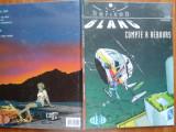 Renard , Alb ; Numaratoare inversa , benzi desenate , editie de lux , aventuri
